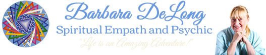 Barbara DeLong Spiritual Empath and Psychic