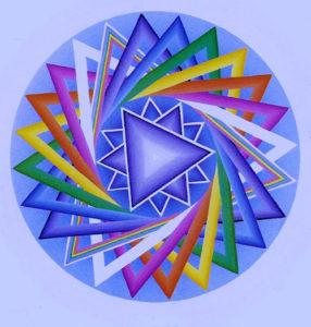 Cosmic Deck of Initiation
